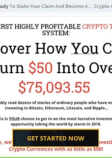 Crypto Crusher -