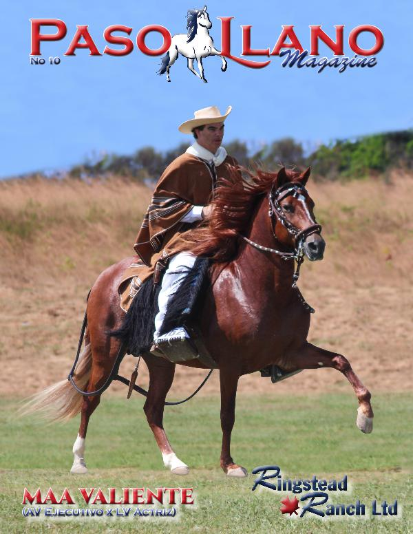 Paso Llano Magazine #10 Paso Llano Magazine #10
