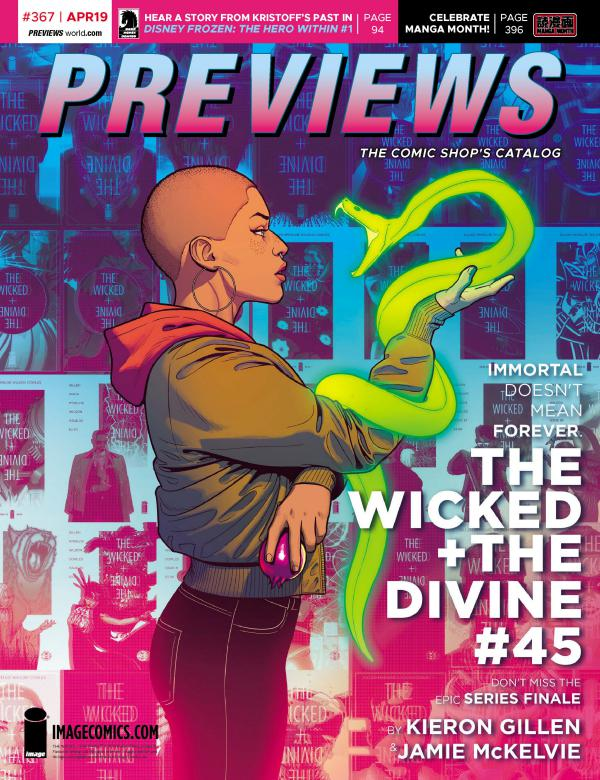 PREVIEWS April 2019