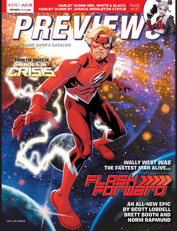 PREVIEWS July 2019