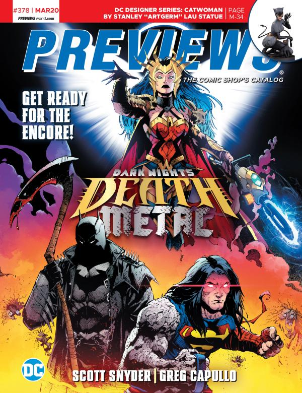 PREVIEWS March 2020