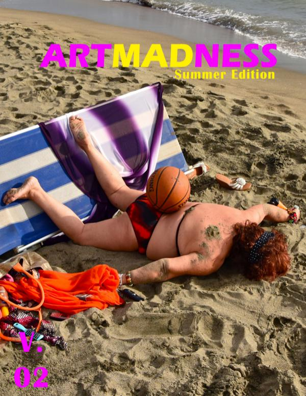 ART MADNESS Vol 02 Summer Edition