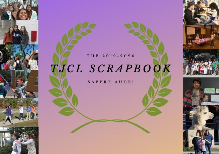 TJCL Scrapbook 2019-2020