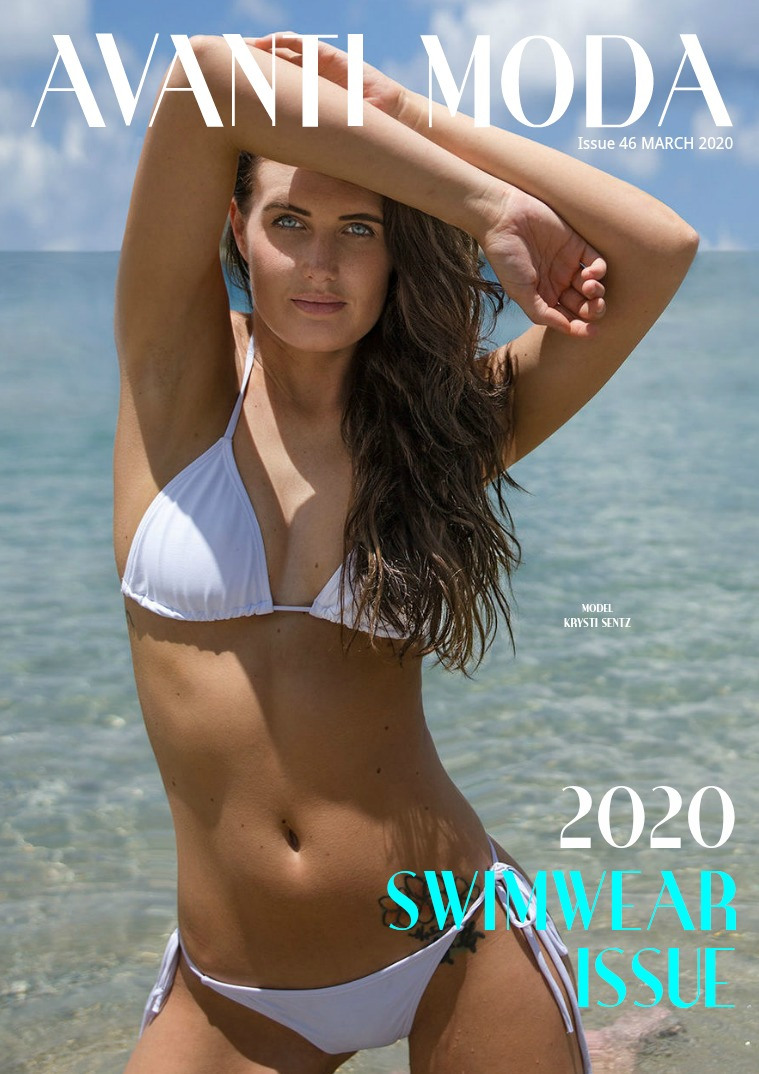 AVANTI MODA AVANTI MODA 2020 SWIMWEAR ISSUE