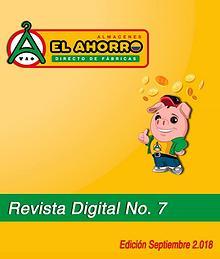 """Revista de Almacenes """"El Ahorro"""""""