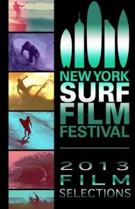 2013 New York Surf Film Festival Program October