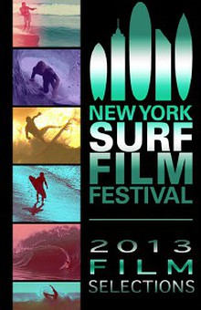 2013 New York Surf Film Festival Program