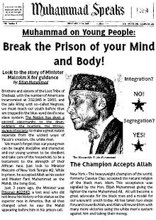Muhammed Speaks