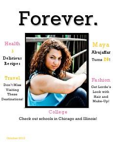 Forever Magazine Oct. 2013