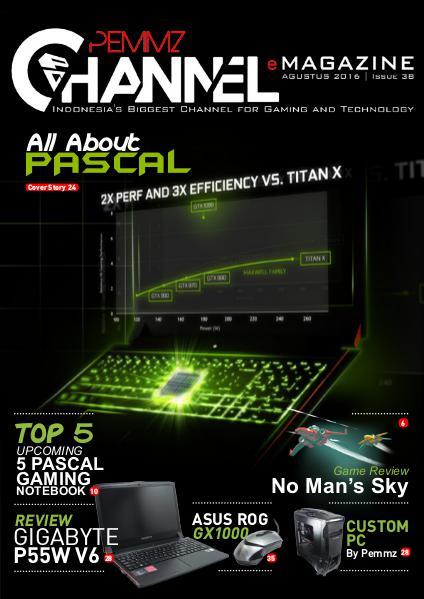 Pemmzchannel e-Magazine 38 #Agustus 2016