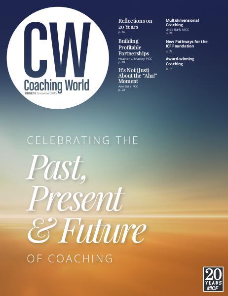 Issue 16: November 2015