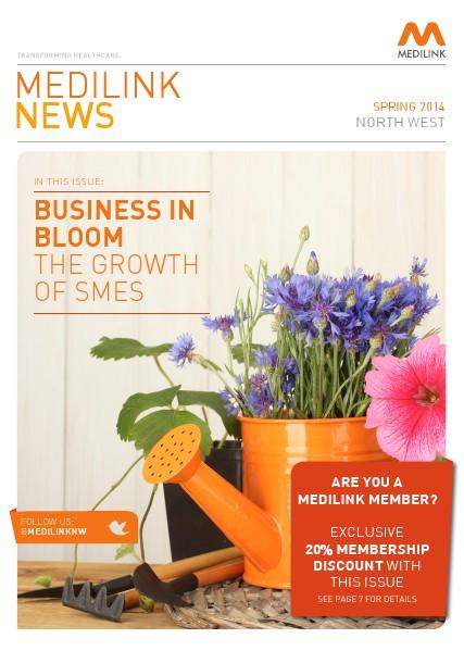 Medilink North West News Spring 2014