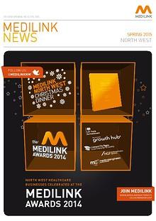 Medilink North West News - Spring Edition 2015