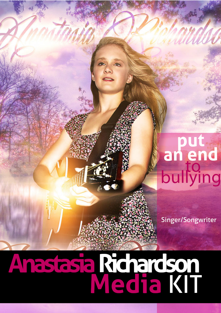 Anastasia Richardson Singer & Songwriter Anastasia Richardson Media Kit