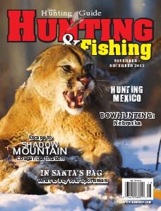 Dakota Hunting & Fishing Guide Nov-Dec 2013