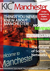 KIC+ Manchester Volume 1, November 2013