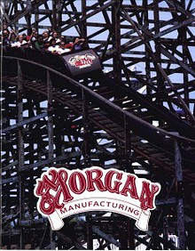 Morgan Ride Catalogue circa 1987