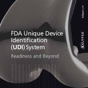 Innovation in Medical Device - Are You ready for UDI?