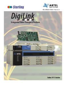 DigiLink October 2013