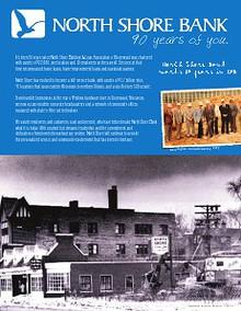 North Shore Bank Historical Timeline