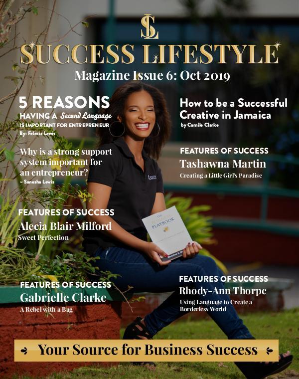 Issue 6- October 2019
