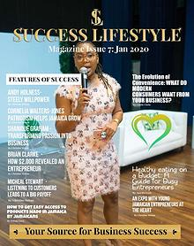 Success Lifestyle Issue 7