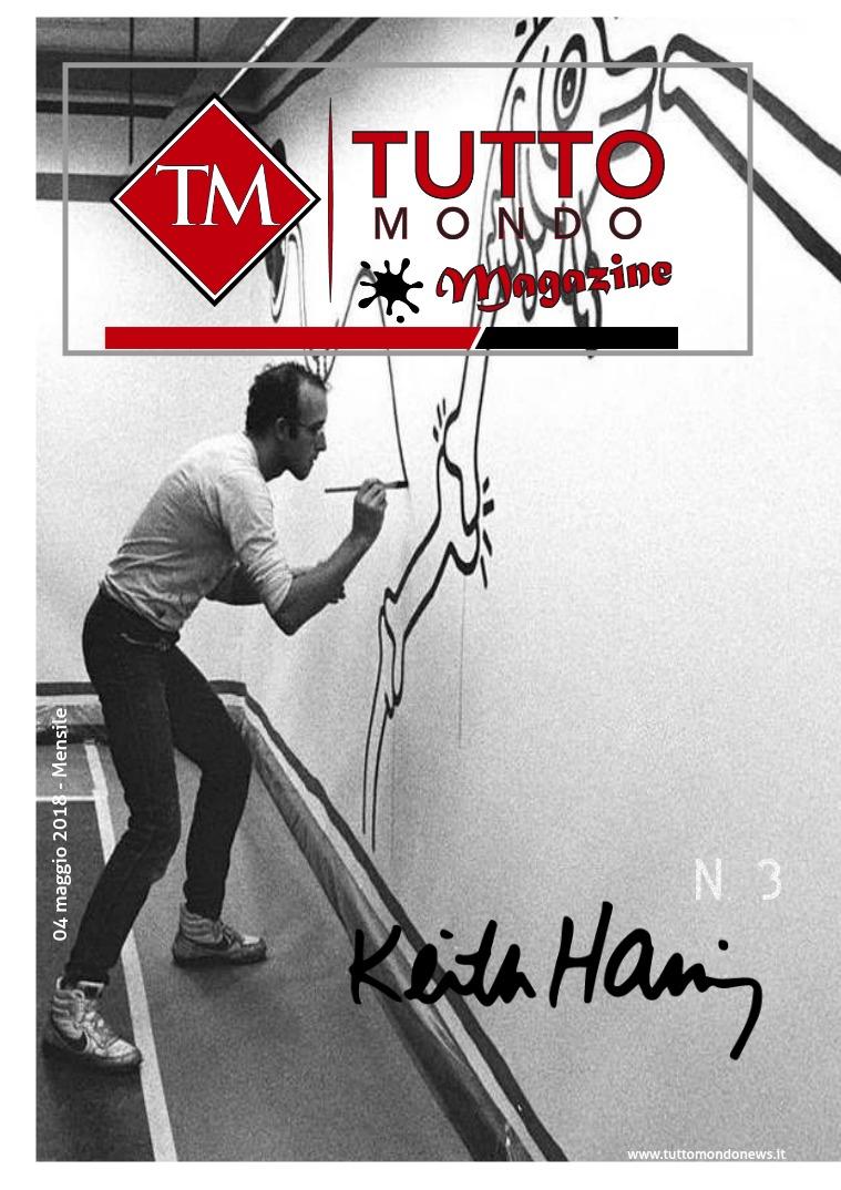 Tuttomondo 2018 Keith Haring