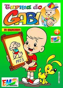 Turma do Gabi em Quadrinhos