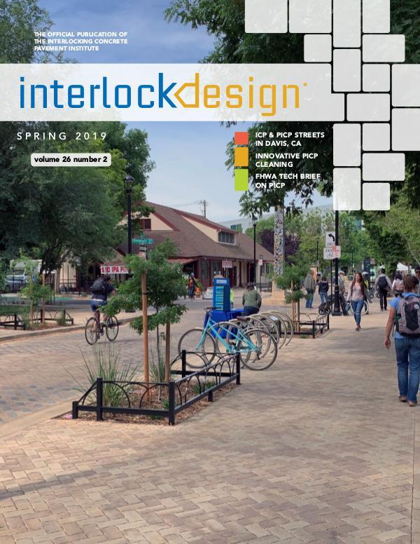 Interlock Design - Spring 2019 Interlock Design - Spring 2019