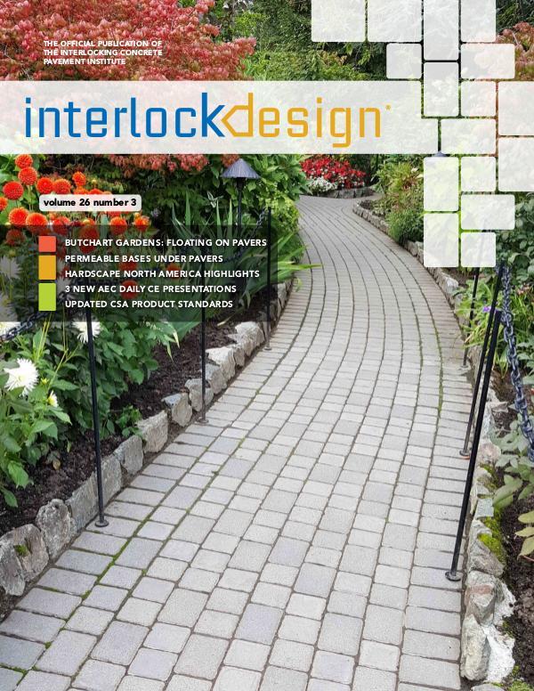 Interlock Design - Summer 2019 Interlock Design - Summer 2019