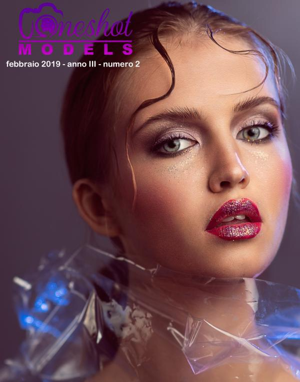 OneShotModels Magazine Anno III Numero 1 Febbraio 2019