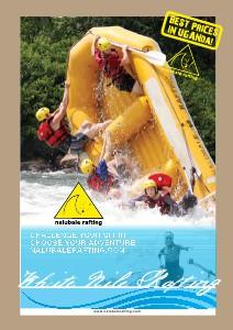 Nalubale Rafting 2013 1