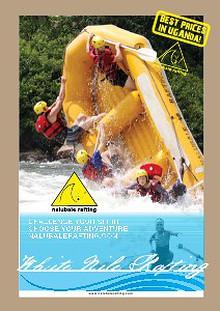 Nalubale Rafting 2013