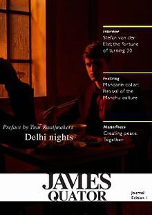 James Quator E-Magazine English