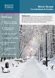Barlow Robbins Winter Review