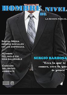 Taller 2/ Jeison Sanabria (Grupo 313-1BN Mercadeo&Publicidad). Revista Hombre de Nivel !