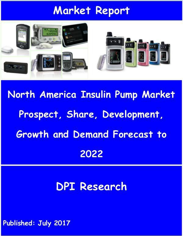 North America Insulin Pump Market Research Report Analysis North America Insulin Pump Market Research Report