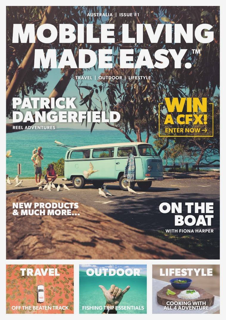 Mobile Living Made Easy Australia Issue 1