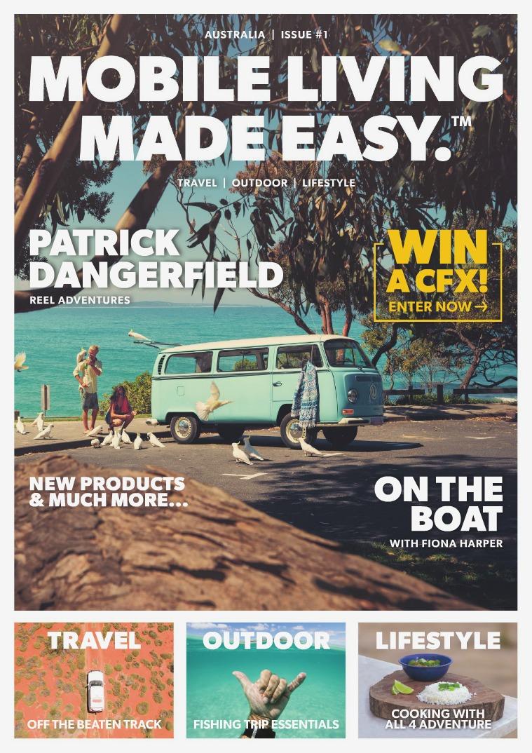 Mobile Living Made Easy Australia Issue 1