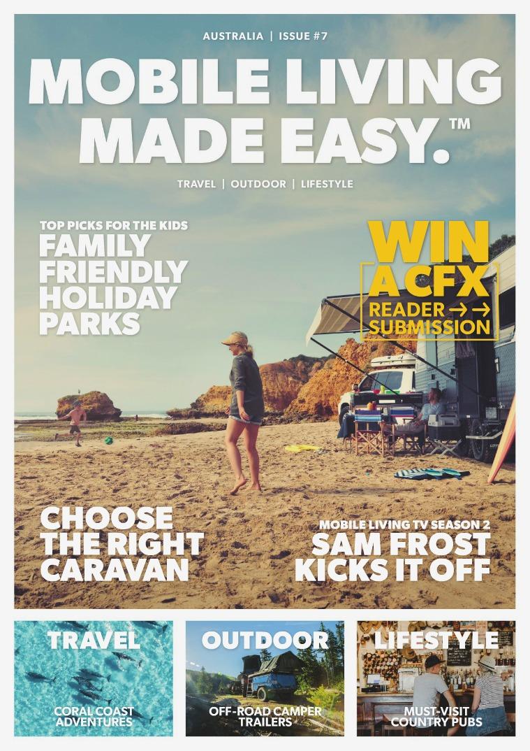 Mobile Living Made Easy Australia Issue 7