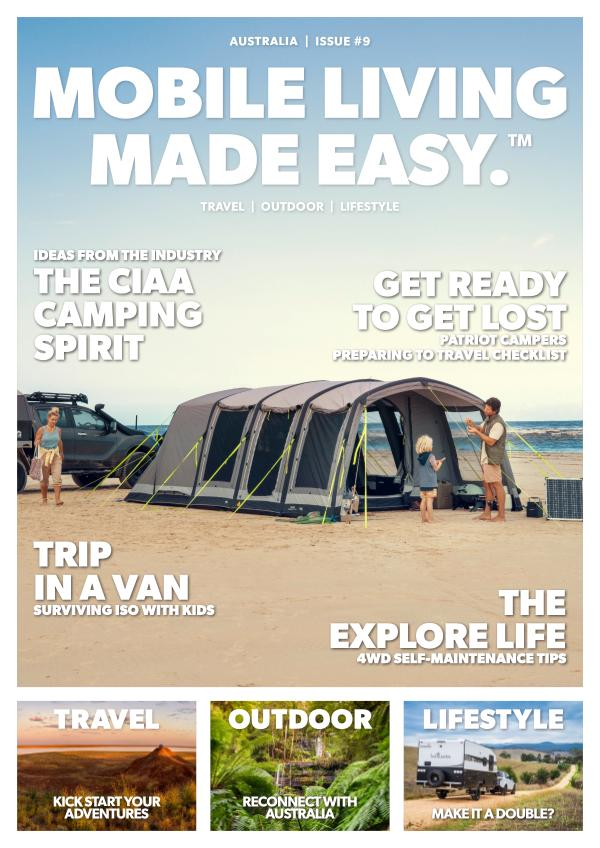 Mobile Living Made Easy Australia Issue 9