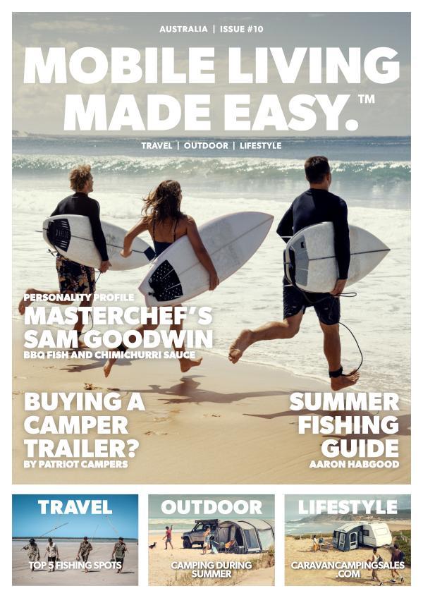 Mobile Living Made Easy Australia Issue 10