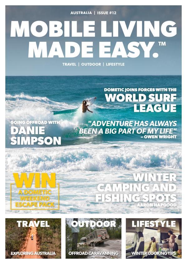 Mobile Living Made Easy Australia Issue 12
