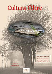 IVISTA CULTURA OLTRE -  NUMERO 1 -GENNAIO 2020