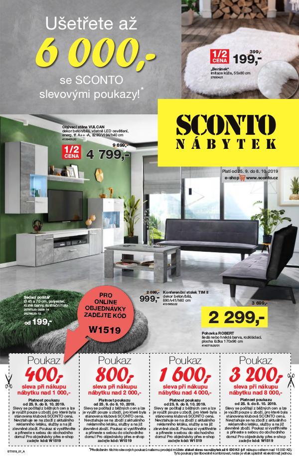 SCONTO Leták CZ ST1519_po straně