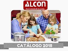 Catálogo Alcon 2018