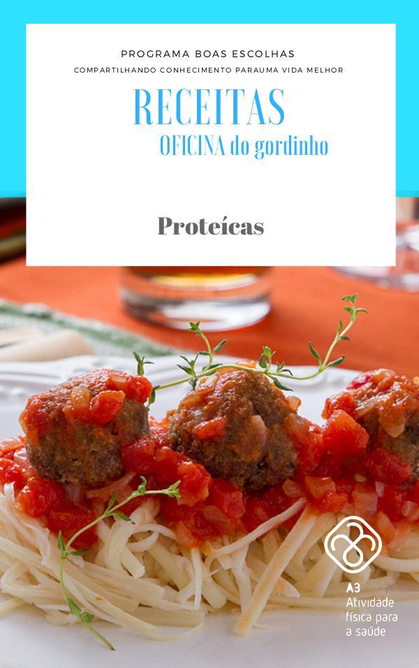 Receitas Proteícas Proteicas