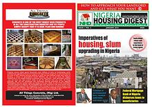 Nigeria Housing Digest