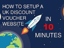 Step by Step Instructions on How to Start a Discount Vouchers Website