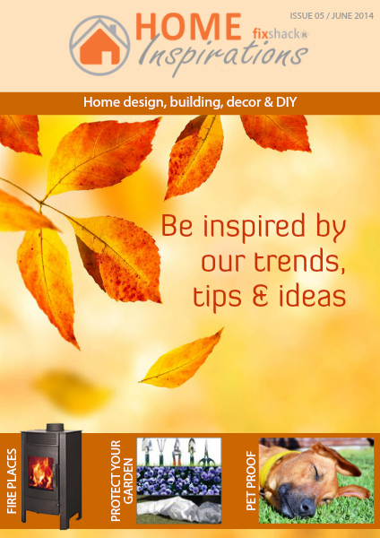 Home Inspirations Issue 5 | June 2014